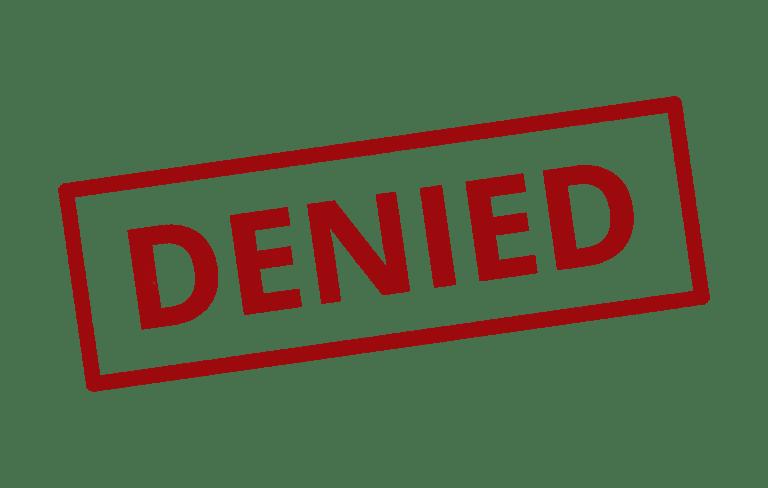 SSI denied me, Why?!