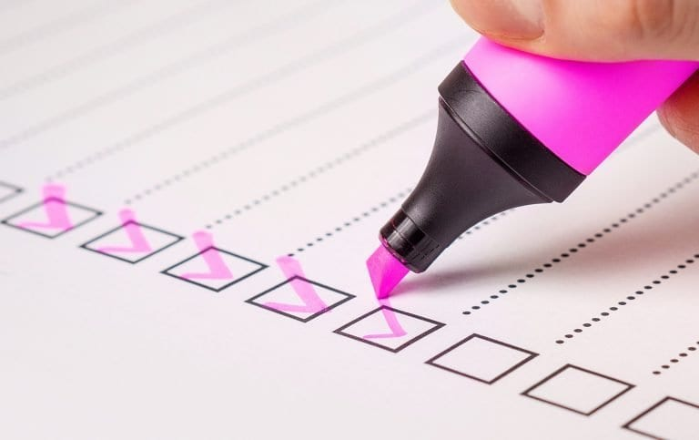 Checklist: Six Must Have Items in Any Estate Plan