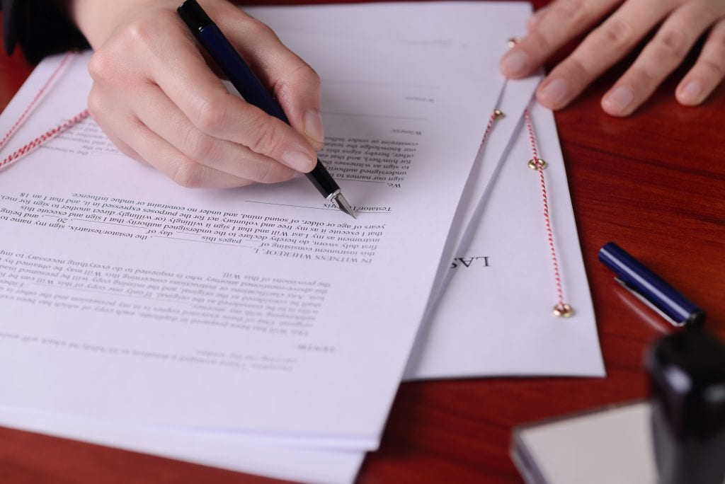 Ready to Write Your Will? Consider This Before You